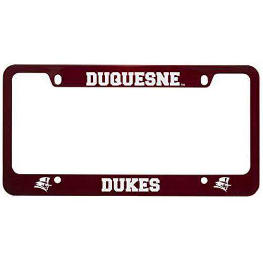SM-31-RED-DUQUESNE-1-SMA: LXG SM/31 CAR FRAME RED, Duquesne University